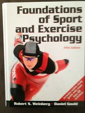 Foundations of Sport and Exercise Psychology - D Gould, R Weinberg