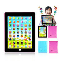 Kid Children Gift Learning English Educational Teach Toy Tablet Pad Computer