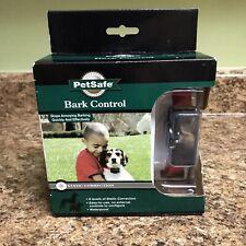 New listing New PetSafe Basic Bark Control Pbc-302 Static Correction Waterproof ~ New in Box