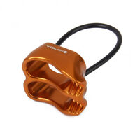 25KN /5600lb Safety Mountaineering Rock Climbing ATC Belay Rappel Equipment