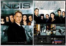NCIS - Intégrale saison 2 - Coffret 3 boitiers slim - 6 DVD