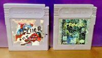 Killer Instinct & Primal Rage  Nintendo Game Boy Color GB TESTED GBA Advance GBC