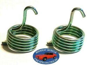 68-85 GM Chevy Pontiac Headlight Head Light Lamp Bucket Adjuster Springs 2pc D