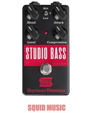 Seymour Duncan Studio Bass Compressor Sustainer - Free Worldwide Shipping
