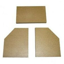 FIREBRICK SET suitable for CLEARVIEW Pioneer 400