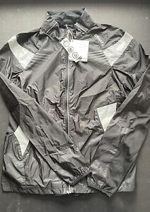 New Women's Large - Craft - Brilliant Running Jacket - Black