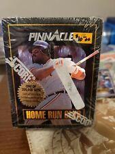 1993 Score Pinnacle Home Run Club (Baseball, Sealed)