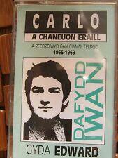 carlo dyaffd iwan gyda Edward music tape cassette cymru welsh