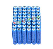 48x AAA 1800mAh 1.2V Ni-MH 3A color azul Batería Recargable Para RC/Juguetes/MP3
