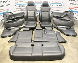 BMW X3 F25 Seat Set  M Sport Door Cards Full Interior Set Heated Manual 18/2