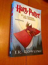 J.K.ROWLING: HARRY POTTER E LA CAMERA DEI SEGRETI (2009) - terza ristampa ottimo
