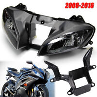Headlight Lamp Assembly / Upper Stay Fairing Bracket Fit For Yamaha YZF-R6 08-16
