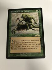 MTG Survival of the Fittest NM Exodus Magic the Gathering NR