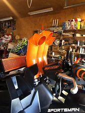 Polaris Sportsman 850/1000 High Lifter Aluminum Snorkel Riser kit 2015-2019