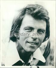 1974 Close Up of Singer Fabian Original News Service Photo