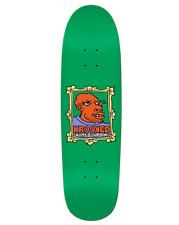 Mark Gonzales Art Krooked Framed Face Blind Vision 9.3 x 33 Skateboard Deck