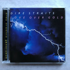 DIRE STRAITS LOVE OVER GOLD CD RE MASTER OF 1982 ALBUM (1996 ISSUE) GERMAN