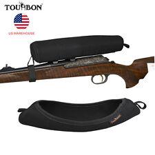 Tourbon Hunting Rifle Shotgun Scope Cover Waterproof Rubber Neoprene L 36*9cm