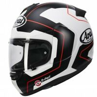 Arai Axces 3 - Line Red RRP £429.99 Now only £319.99 Size Large