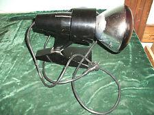 DDR ;Infrarot Lampe;Wärmelampe;Bakelitfuß;Design