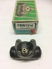WHEEL CYLINDER FOR RENAULT R11 TC R9 TC REAR RIGHT 70315 FBW1314