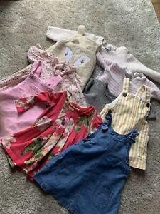 baby girl dress bundle 3-6 months