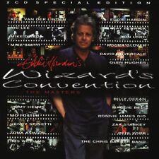EDDIE HARDIN * WIZARD`S CONVENTION * 2 CD  WIE NEU 1999 JON LORD TONY ASHTON DIO