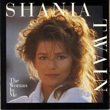 SHANIA TWAIN - The Woman In Me (CD 1995) USA Import EXC