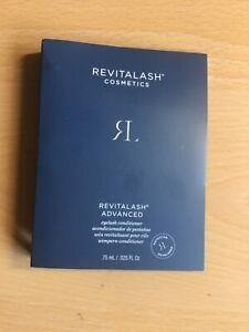 Revitalash Advanced Eyelash Conditioner 0.75ml Trial Size New& Genuine