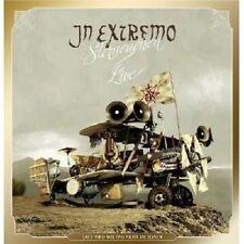 In Extremo-stelle FERRO LIVE CD + DVD NUOVO +++++++++++++