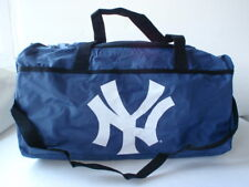 NEW YORK YANKEES WEEKENDER DUFFLE BAG CARRY ON MLB Baseball Game Travel Gym Work