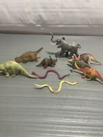 LOT OF Toy Dinosaurs