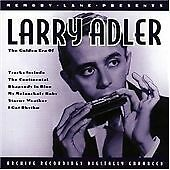 Golden Era of Larry Adler, Adler, Larry, Very Good Original recording remastered