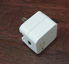 TRIO AXIS 3G DYS Switching mode USB port travel wall charger APP521-050200U,WHIT