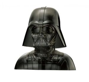 New 3D Crystal puzzle Darth Vader from Japan