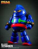Fewture Es Gokin Alloy Tetsujin 28 Super Robot 28 Deformed Action Toys New