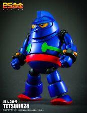 FEWTURE ES GOKIN ALLOY TETSUJIN 28 SUPER ROBOT 28 DEFORMED ACTION TOYS NUOVO