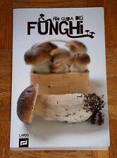 """""""MINI GUIDA DEI FUNGHI"""" Ediz. Larus (manuale illustrato a colori)"""