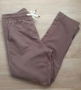 ME + EM Taupe Ladies Joggers With Pockets Size 12