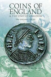 Coins of England 2021 PreDecimal, ,  Hardback