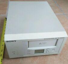 Sony Tsl-Sa500C Ait External Autoloader Tape Drive Scsi