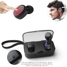 Mini Twins True Wireless In-ear Stereo Bluetooth 5.0 Earphone Earbud Headset