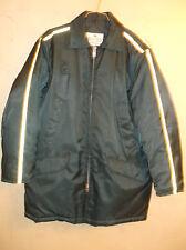NEW Vintage American Airlines Uniform Ramp Parka Winter Coat Golden Fleece