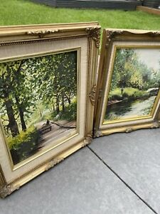 oil painting framed (janet Smith)