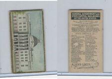 N14 Allen & Ginter, General Gov. & State Capitols, 1889, Mississippi