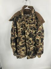 Columbia Mens Woodland Real Tree Camo Hunting Shooting Jacket Size XL