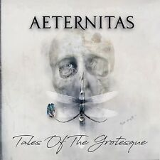 AETERNITAS - Tales Of The Grotesque - Limit. Digipak-CD - 4028466910226