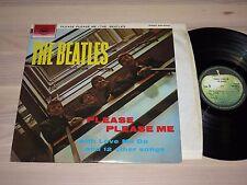THE BEATLES JAPAN LP - PLEASE PLEASE ME / 1976 TOSHIBA APPLE PRESS in MINT-