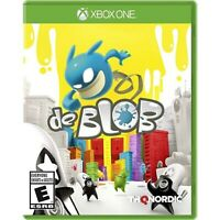 De Blob (Microsoft Xbox One, 2017) Brand New & Sealed