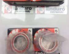 CUSCINETTI a cartuccia Enduro Ceramic per Campag/Fulcrum Cassetta/Ruota Libera Corpi.